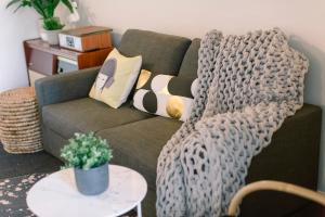 Towny Downtown Haven - 2 Bedrooms, Apartmány  Auckland - big - 2