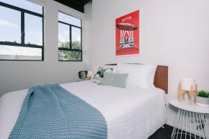 Towny Downtown Haven - 2 Bedrooms, Apartmány  Auckland - big - 19