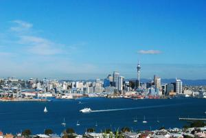 Towny Downtown Haven - 2 Bedrooms, Apartmány  Auckland - big - 22