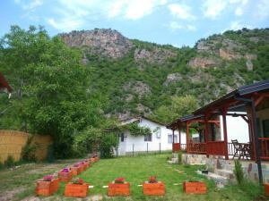 Karali Apartments, Apartments  Lagadin - big - 32