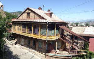 Old Tbilisi Iconic House