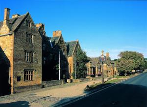 The Lygon Arms in Broadway, Worcestershire, England