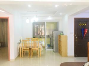 Suzhou Amusement Land Family Apartment, Apartments  Suzhou - big - 7