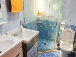 Suzhou Amusement Land Family Apartment, Apartments  Suzhou - big - 14