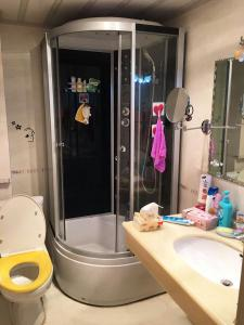 Suzhou Amusement Land Family Apartment, Apartmány  Suzhou - big - 12