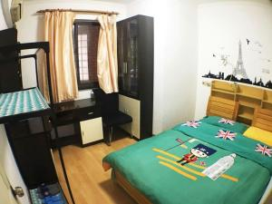 Suzhou Amusement Land Family Apartment, Apartments  Suzhou - big - 16