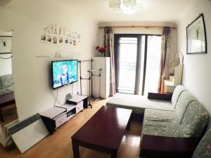 Suzhou Amusement Land Family Apartment, Ferienwohnungen  Suzhou - big - 17