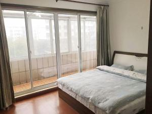 Suzhou Amusement Land Family Apartment, Apartments  Suzhou - big - 19