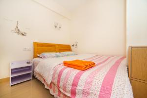 Suzhou Amusement Land Family Apartment, Apartments  Suzhou - big - 29