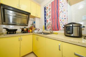 Suzhou Amusement Land Family Apartment, Apartments  Suzhou - big - 30