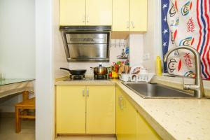Suzhou Amusement Land Family Apartment, Apartmány  Suzhou - big - 33