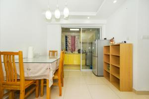 Suzhou Amusement Land Family Apartment, Apartments  Suzhou - big - 34
