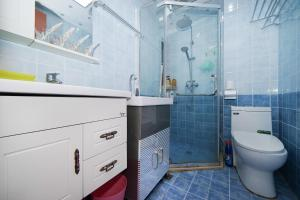 Suzhou Amusement Land Family Apartment, Apartments  Suzhou - big - 35