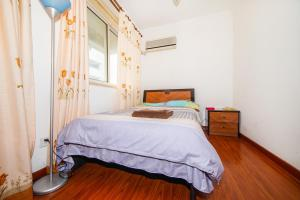 Suzhou Amusement Land Family Apartment, Apartments  Suzhou - big - 40