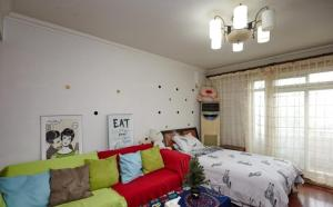 Suzhou Amusement Land Family Apartment, Apartments  Suzhou - big - 48