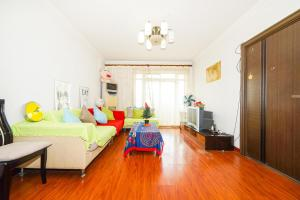 Suzhou Amusement Land Family Apartment, Apartments  Suzhou - big - 49
