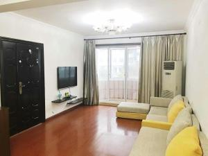 Suzhou Amusement Land Family Apartment, Apartments  Suzhou - big - 52