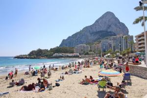 Holiday Apartment Oceanic, Apartmanok  Calpe - big - 14