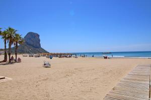 Holiday Apartment Oceanic, Apartmanok  Calpe - big - 16