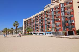 Holiday Apartment Oceanic, Apartmanok  Calpe - big - 5