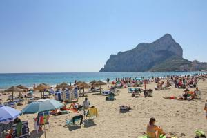 Holiday Apartment Oceanic, Apartmanok  Calpe - big - 19