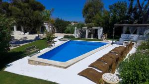 mimar villa altea, Vily  Altea - big - 58