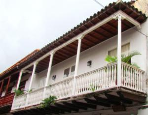 Hotel Santa Cruz, Hotels  Cartagena de Indias - big - 35