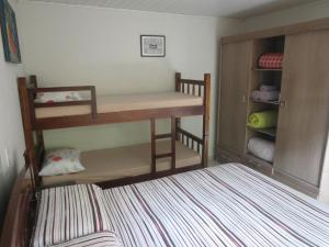 One-Bedroom Holiday Home with Double Bed and Bunk Beds