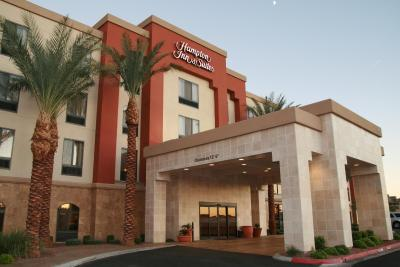 Hampton Inn & Suites Las Vegas South(Hampton Inn & Suites Las Vegas South (拉斯维加斯南汉普顿套房酒店 ))