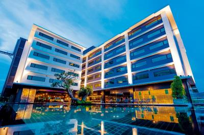 New Dara Boutique Hotel and Residence(Dara Hotel (达拉酒店))