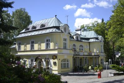 Hotel Saint Antonius in Marienbad