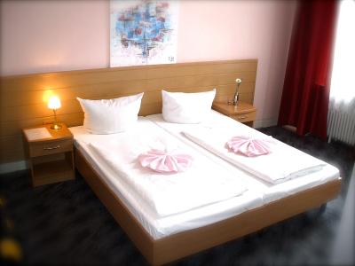 Hotel Pension Messe(Hotel Pension Messe (潘森梅斯酒店))