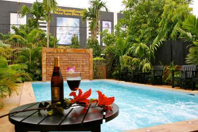 Shining Angkor Boutique Hotel(Shining Angkor Boutique Hotel (吴哥闪亮精品酒店))