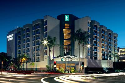 Embassy Suites Los Angeles - International Airport/North(Embassy Suites Los Angeles - International Airport/North (洛杉矶国际机场北使馆套房酒店))