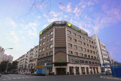 Shanghai New Century Manju Hotel Railway Station Meiyuan - Original Rhea Boutique Hotel-Railway Station(瑞亚•臻品酒店—闸北店)
