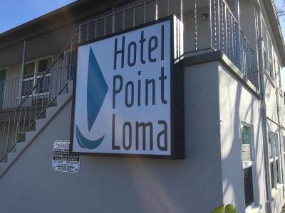 Point Loma Inn-Seaworld-Airport(Point Loma Inn-Seaworld-Airport (洛马角旅馆海洋世界机场店))