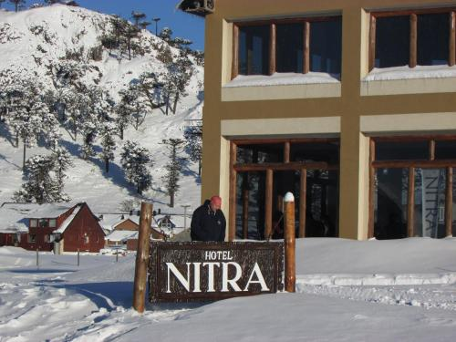 Hotel Nitra-Caviahue Photo