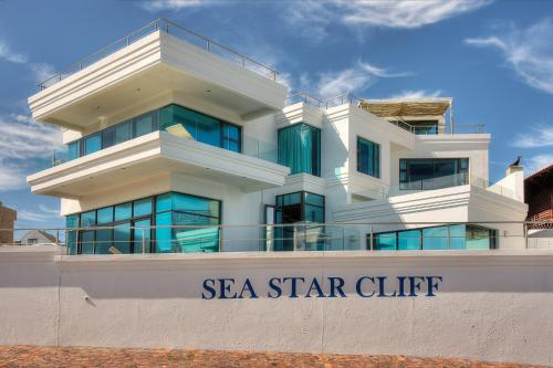 Sea Star Cliff Photo