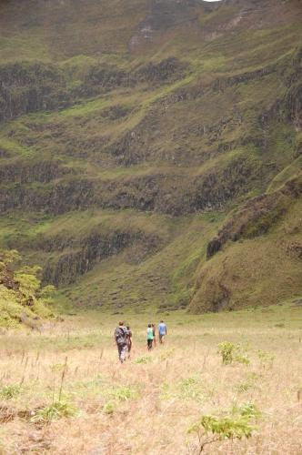 Richmond Vale Diving and Hiking, Richmond Town