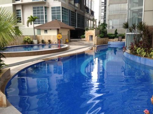Hotel 2 BR Loft Condominium in the Heart of Cebu City