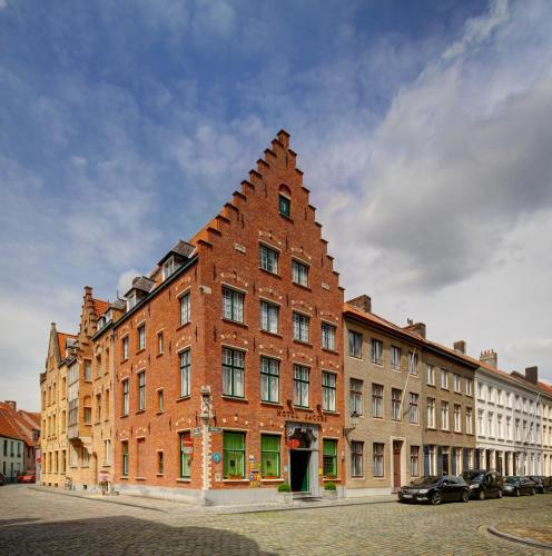 Hotel Jacobs Brugge - фото 0