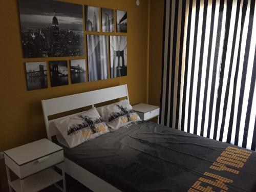 Samsun City Residence rooms
