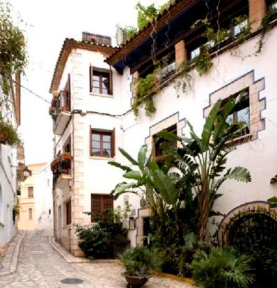Boutique Hotel Davallada- Adults Only impression