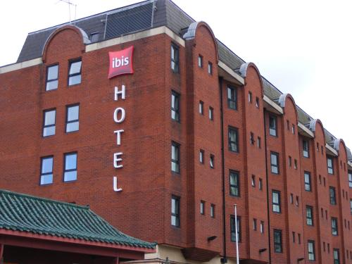ibis Birmingham Centre New Street Station Hotel photo 2
