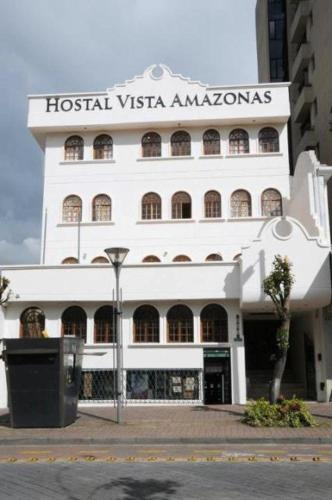 Hostal Vista Amazonas Photo