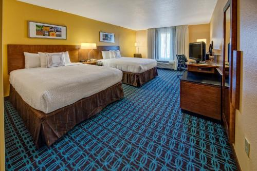 Fairfield Inn and Suites by Marriott Orlando Near Universal Orlando photo 23