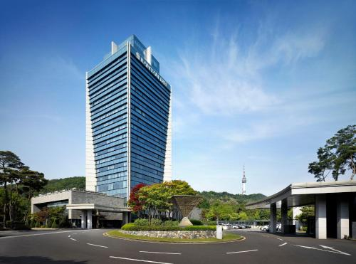 Banyan Tree Club & Spa Seoul impression