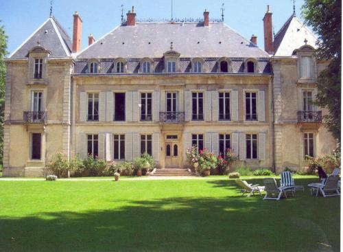 Chateau de Bessey les Citeaux