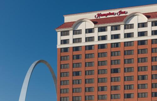 Hampton Inn St Louis- at the Arch Photo