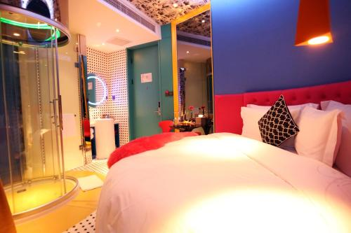 90 Qing She Boutique Hotel Sanlitun Branch photo 7